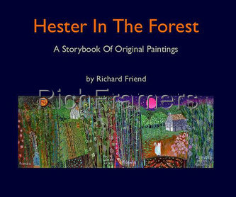 Hester In The Forest